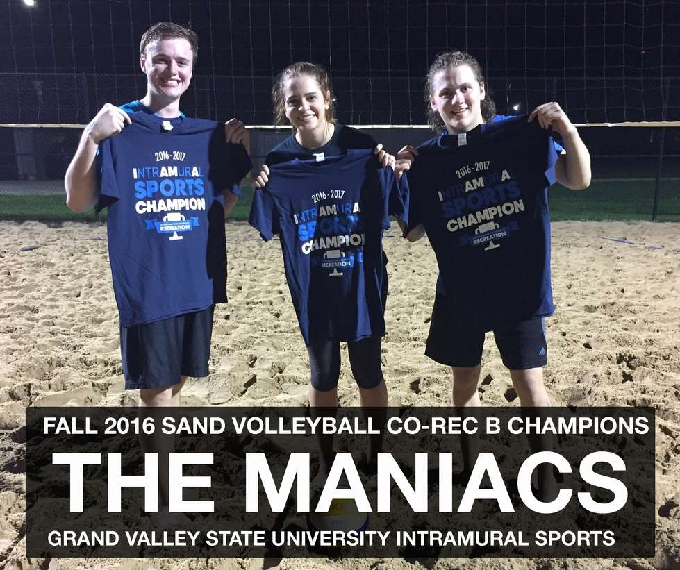 Corec B Sand Volleyball Champs